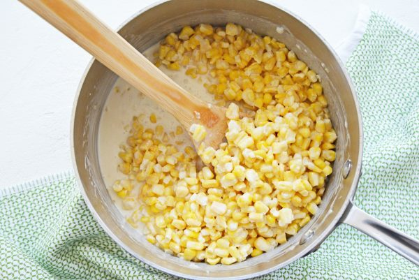 add frozen corn