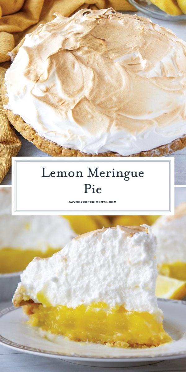 how to make lemon meringue pie for pinterest