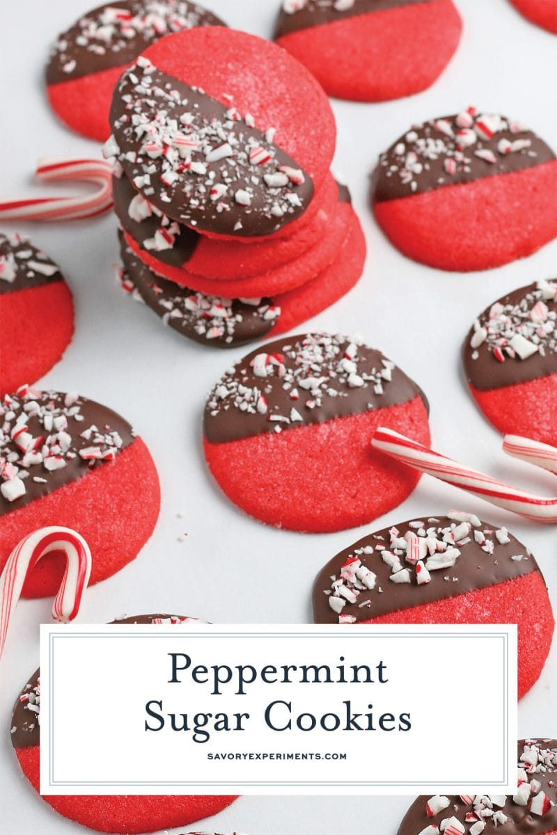 peppermint sugar cookie pin