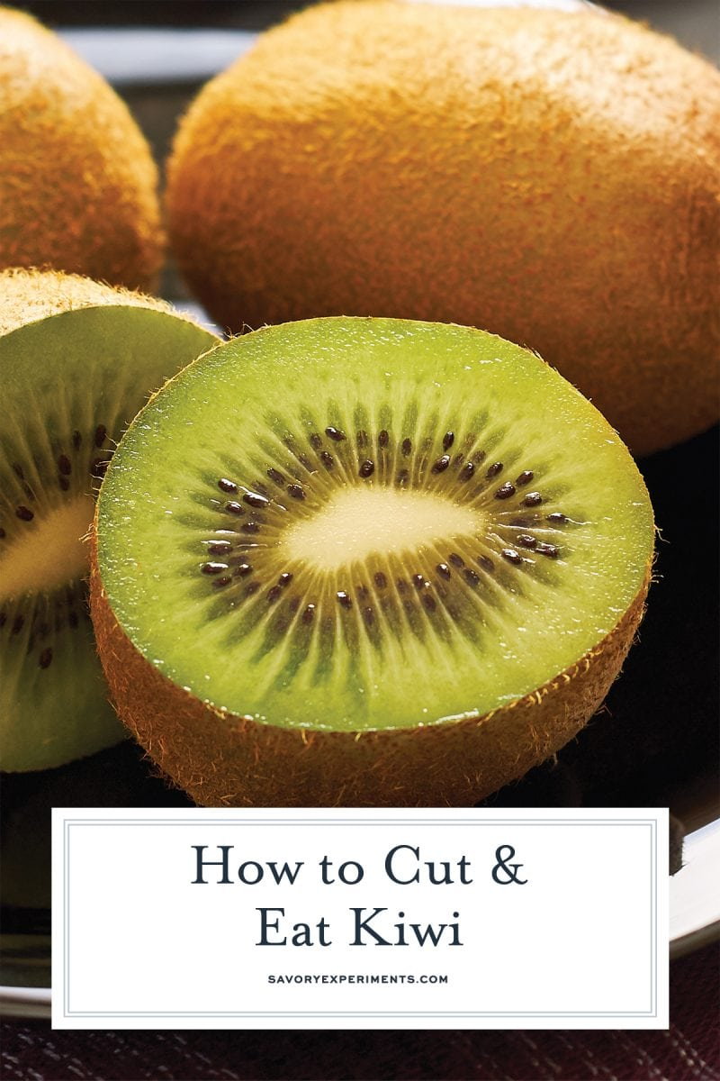 how to cut a kiwi for pinterest