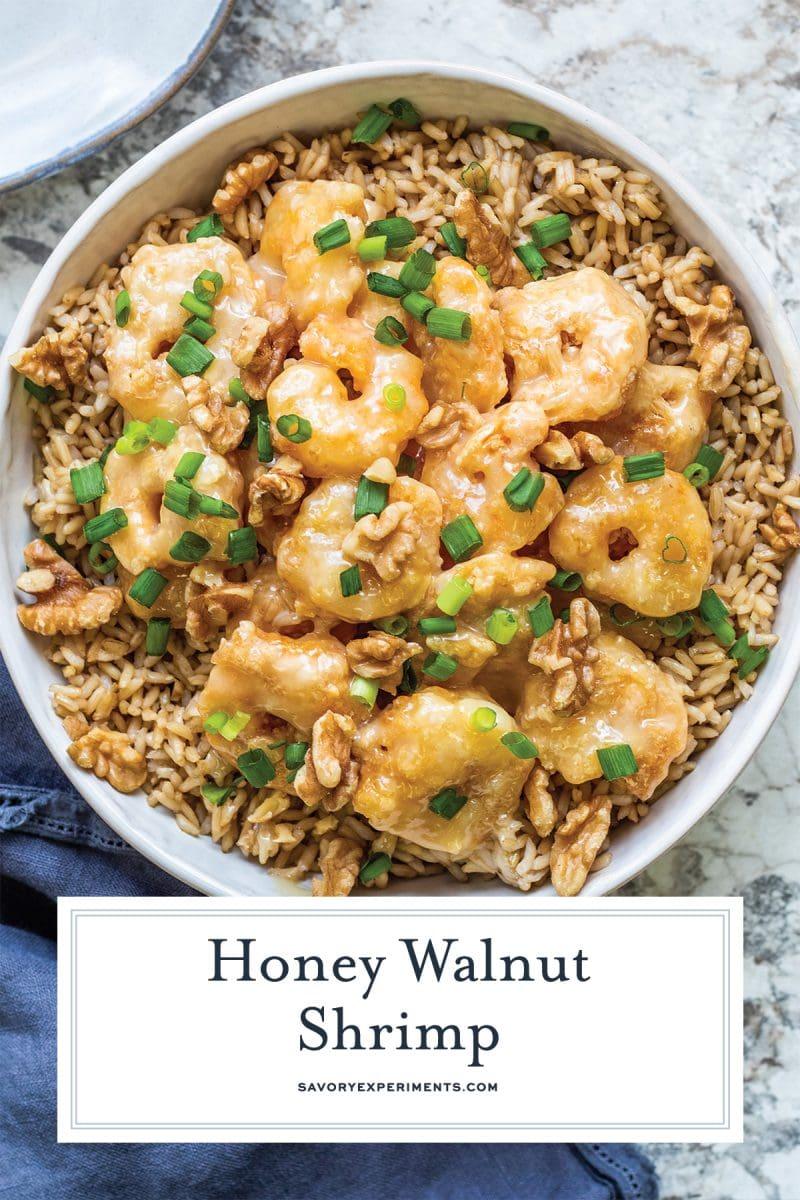 pin for honey walnut shrimp
