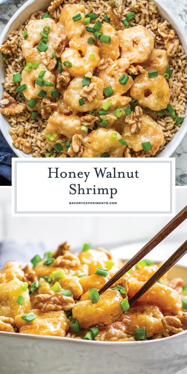 honey walnut shrimp recipe for pinterest