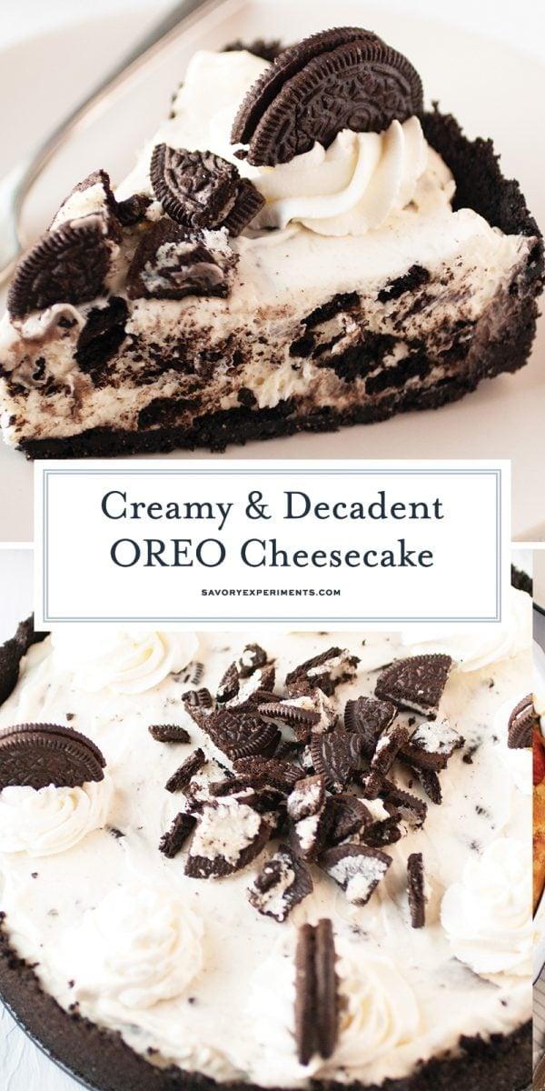 oreo cheesecake for pinterest