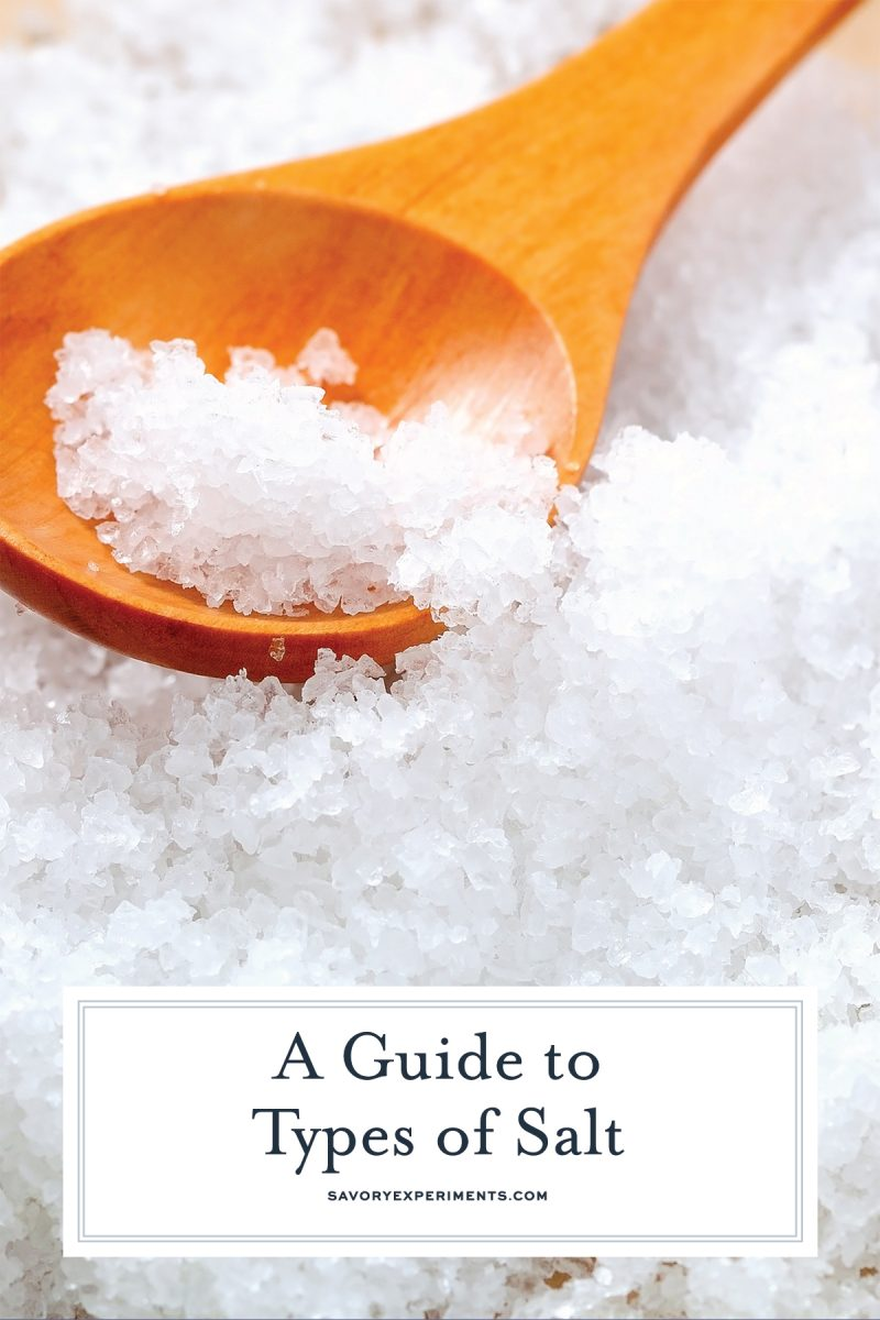 types of salt for pinterest