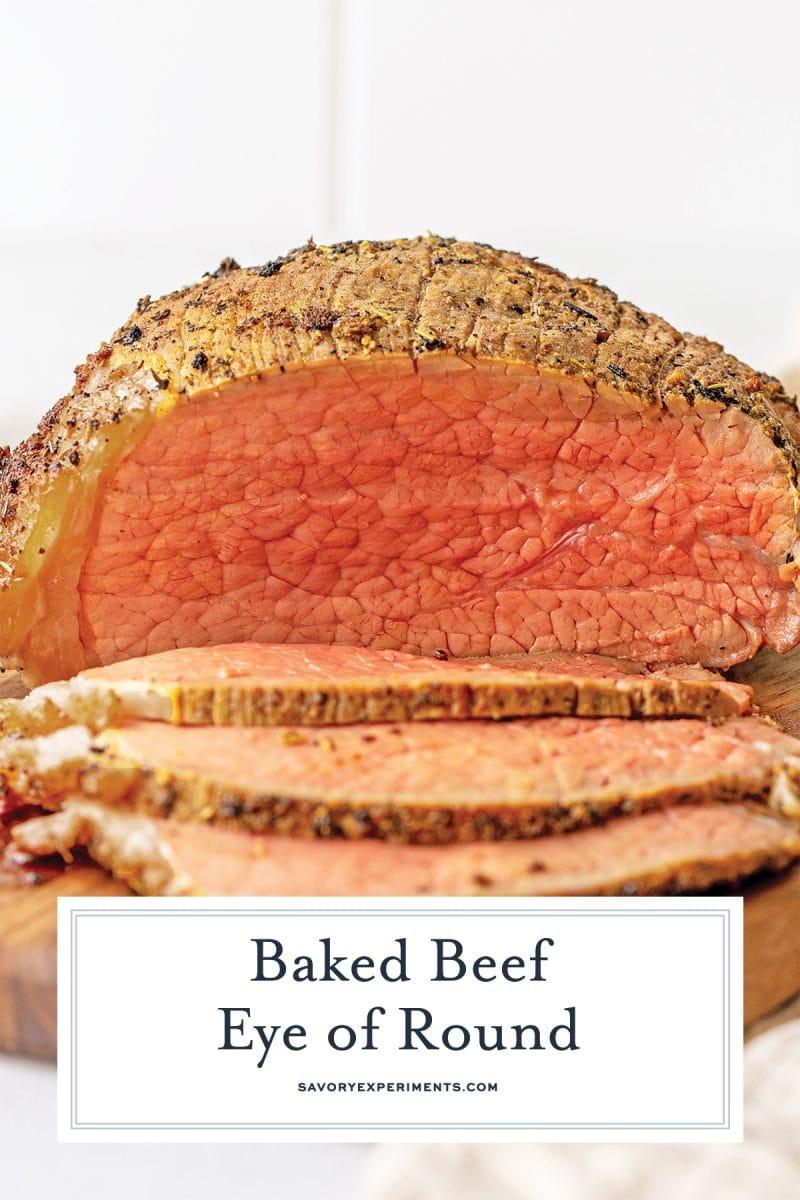 sliced roast beef for pinterest