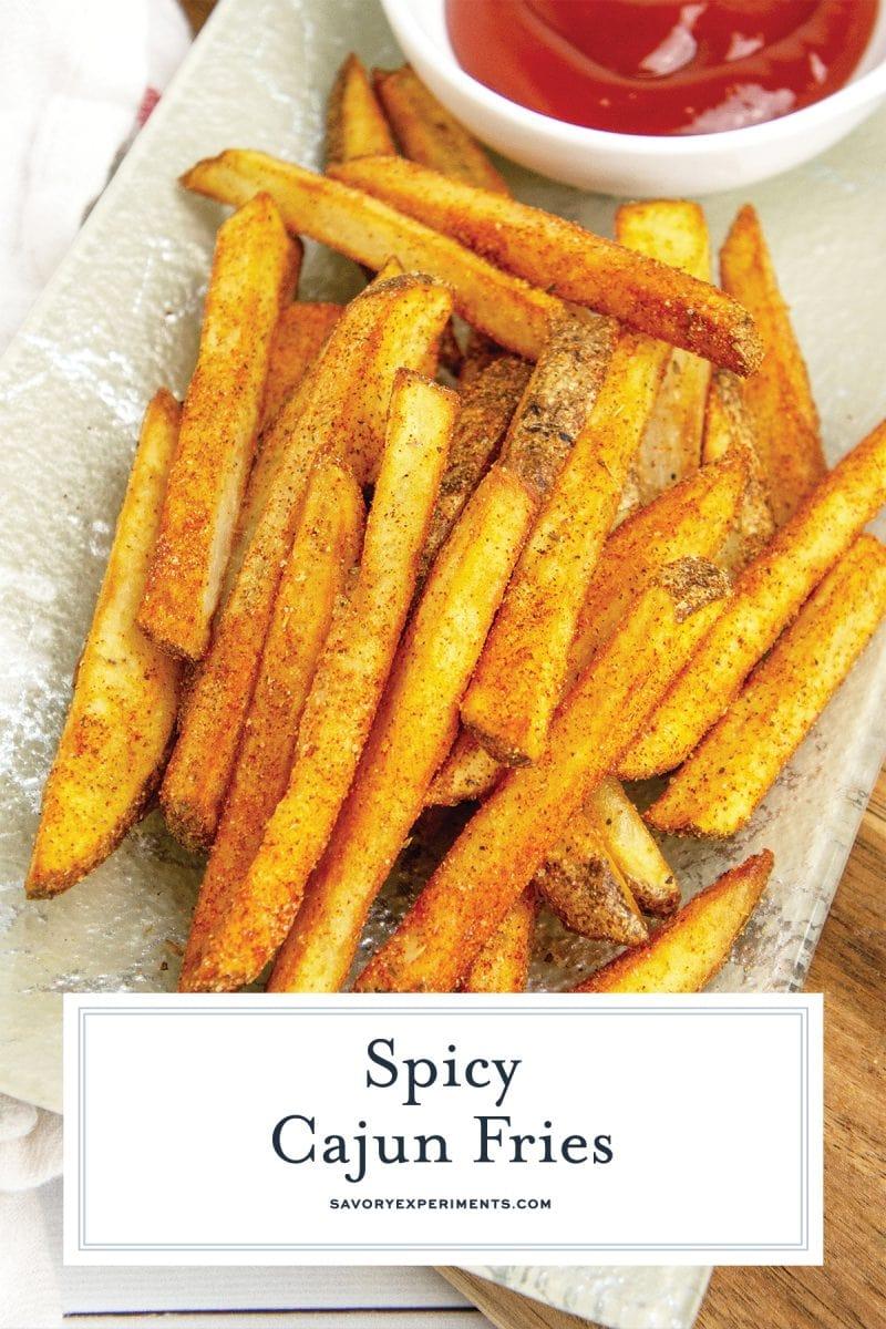 pin for cajun fries