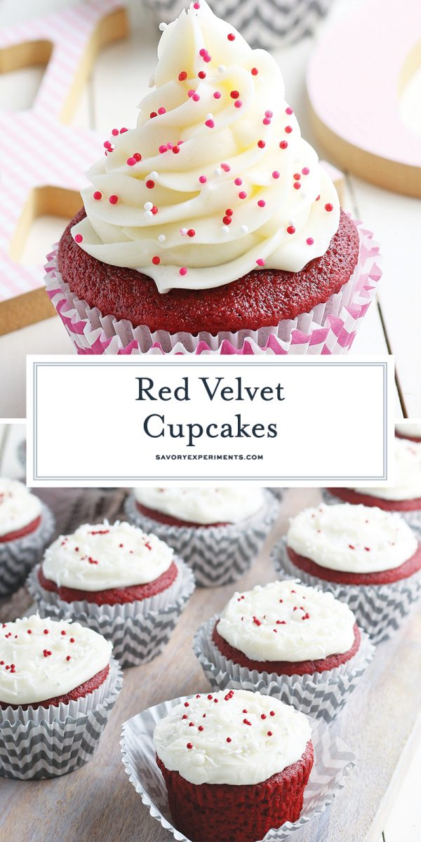 red velvet cupcakes for pinterest