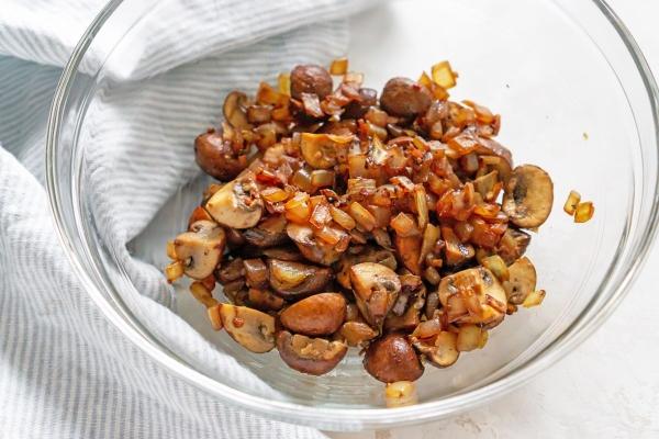 mushrooms mix