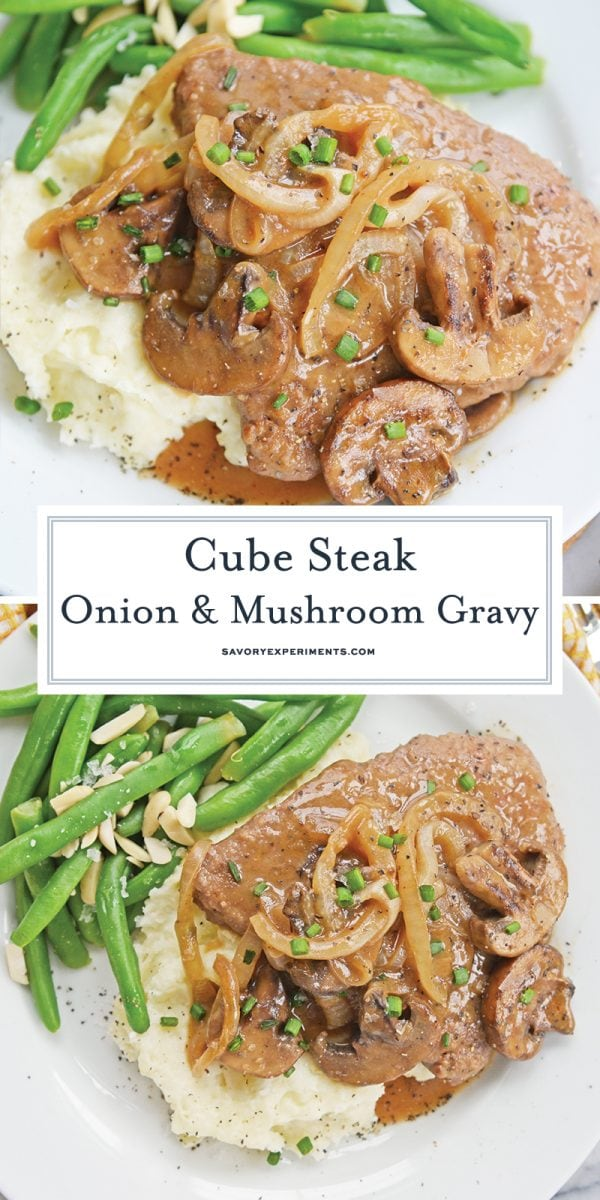 Cube steak recipe for pinterest