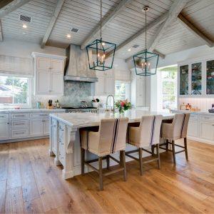 picture of white dream kitchen