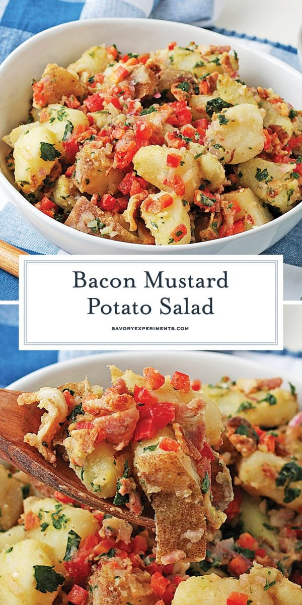 potato salad for pinterest
