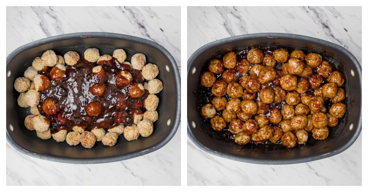 how to make grape jelly meatballs