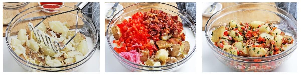 progressive images how to make potato salad