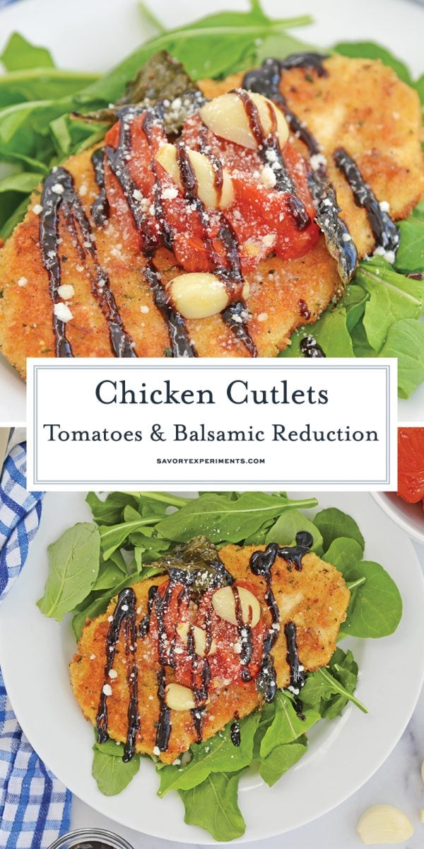 chicken cutlets for pinterest
