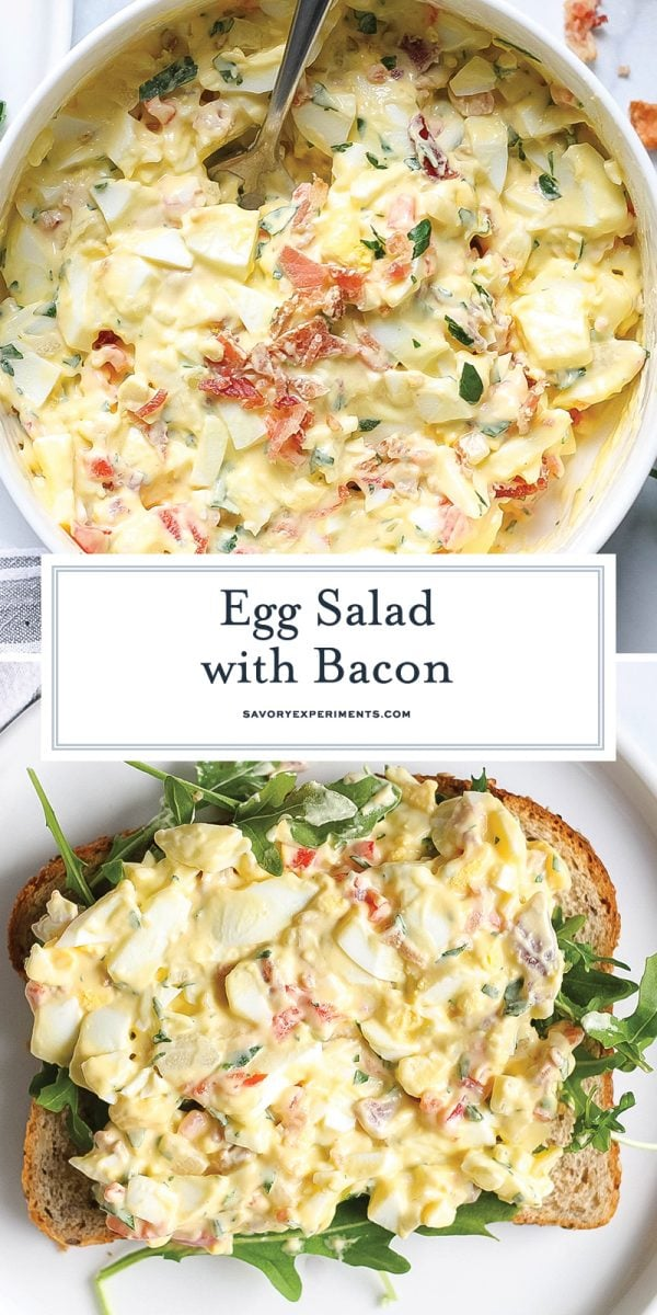 egg salad recipe for pinterest