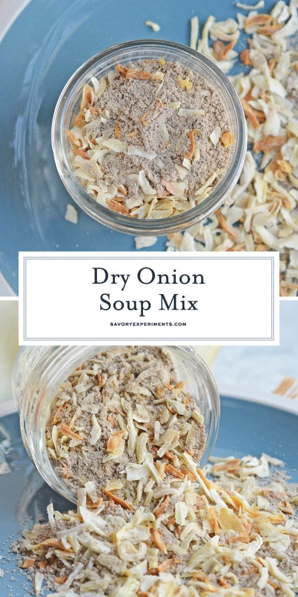 homemade onion soup mix for pinterest