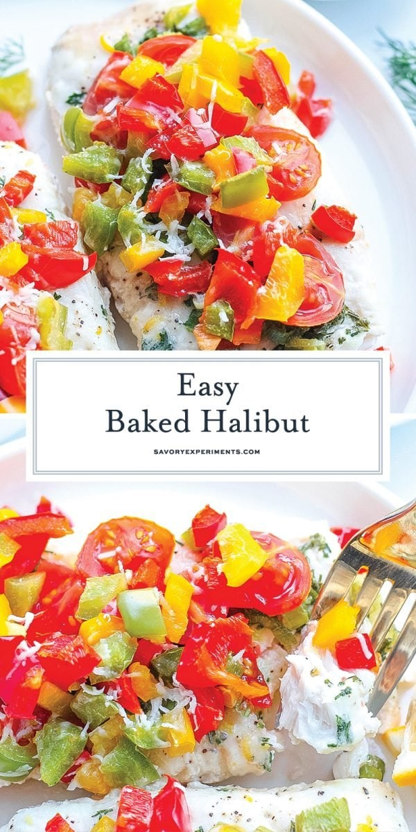 healthy halibut recipe for pinterest