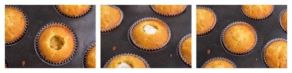 how to stuff a cupcake