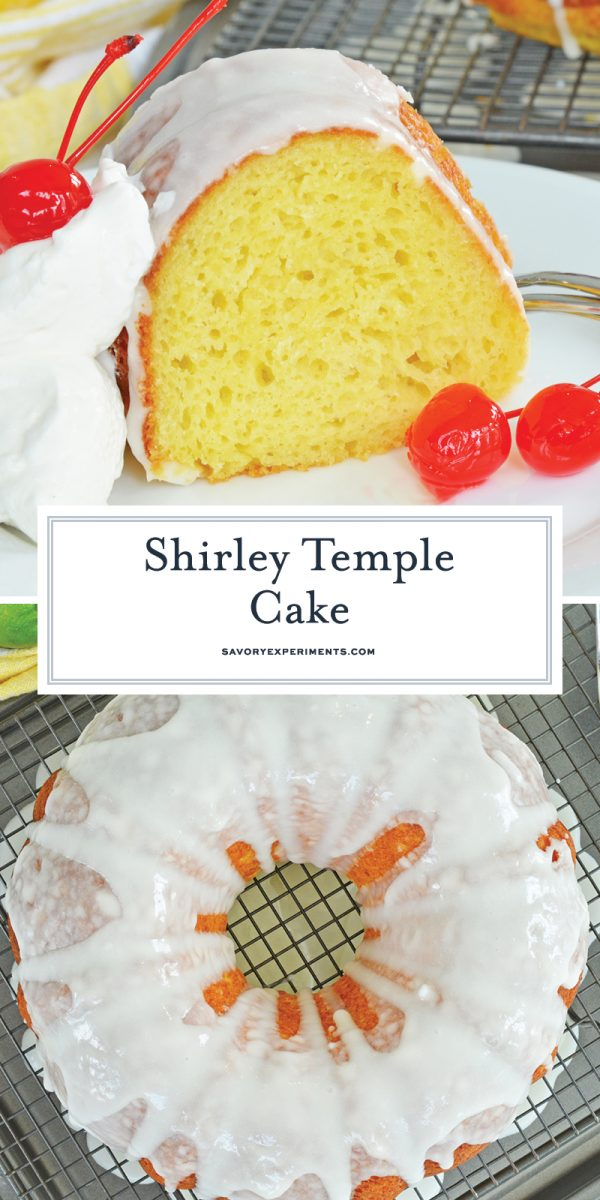 long pin for shirley temple cake