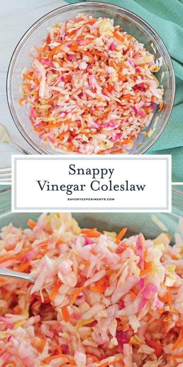 vinegar coleslaw for pinterest