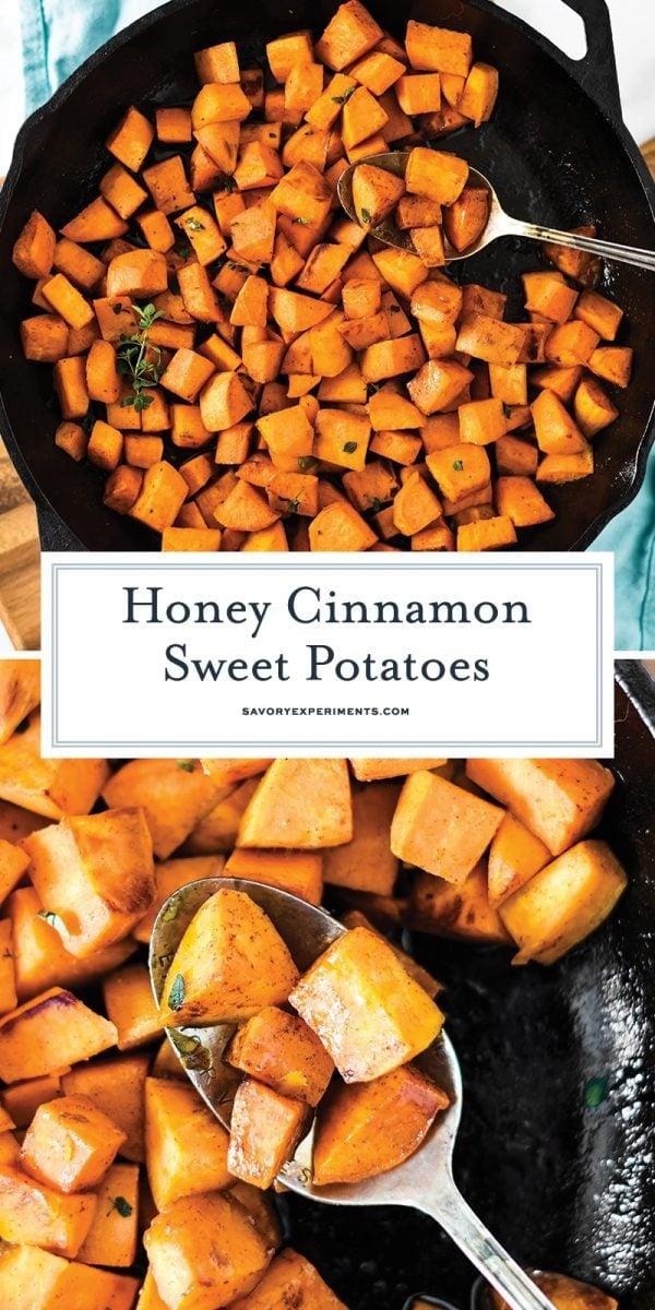 sauteed sweet potatoes for pinterest