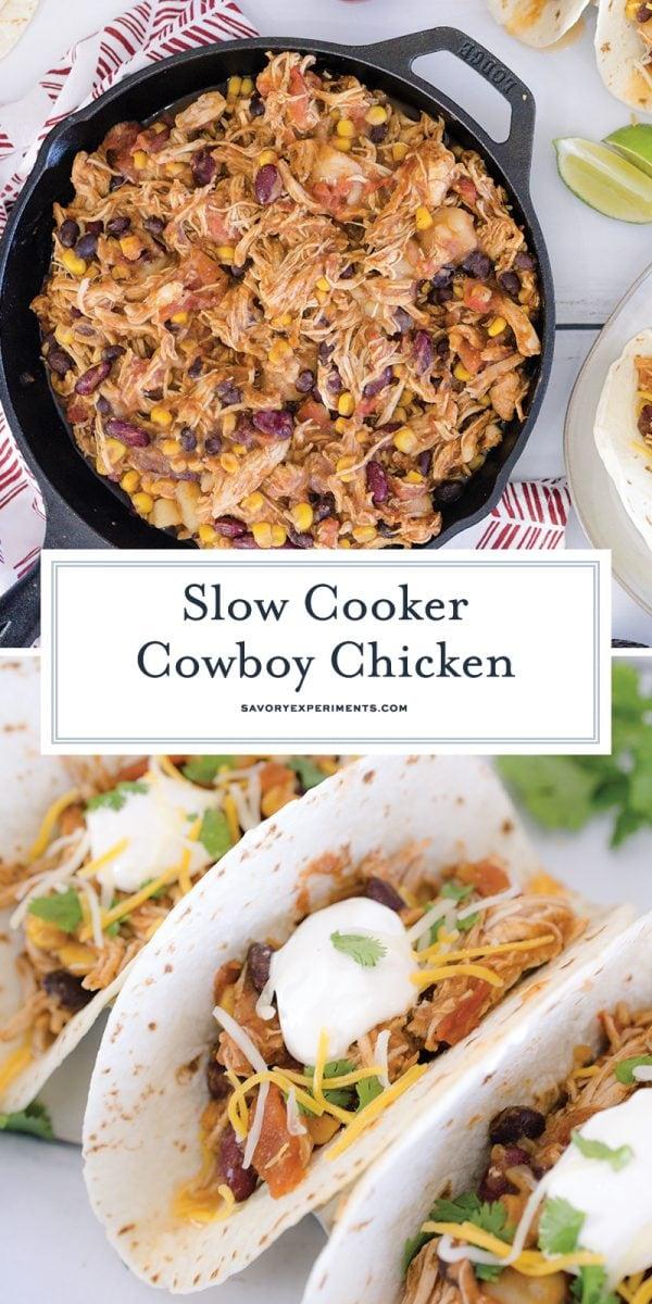 cowboy chicken for pinterest