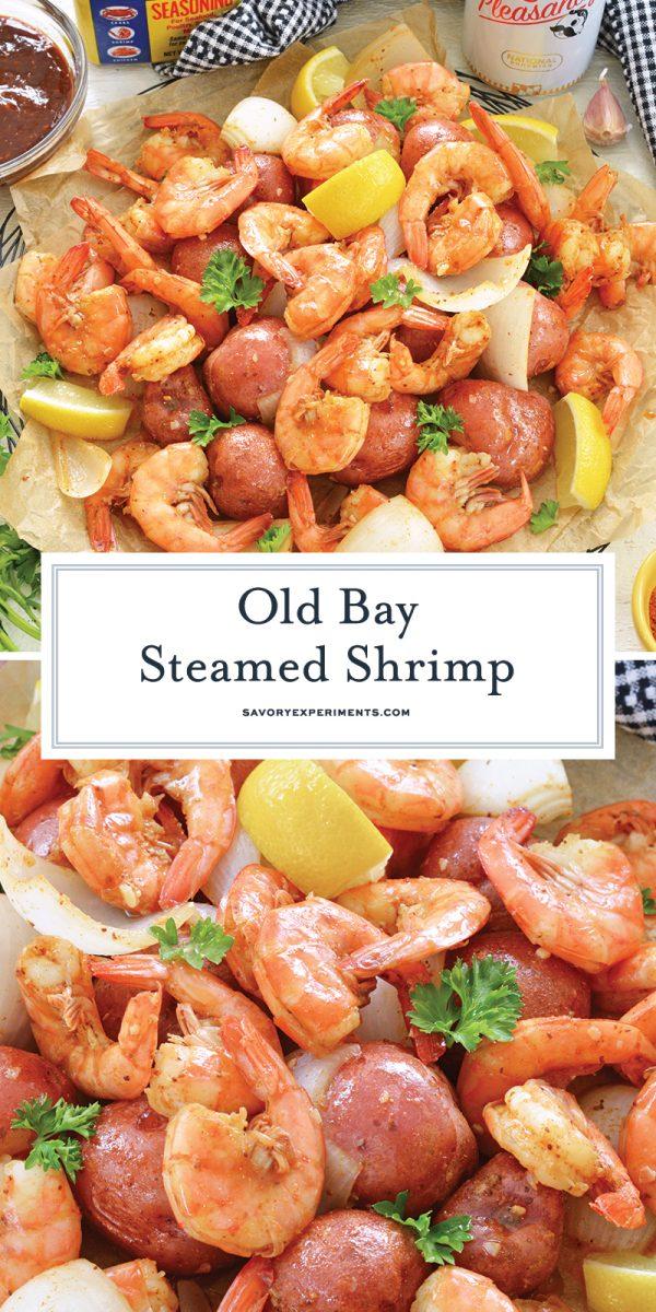 old bay steamed shrimp for pinterest