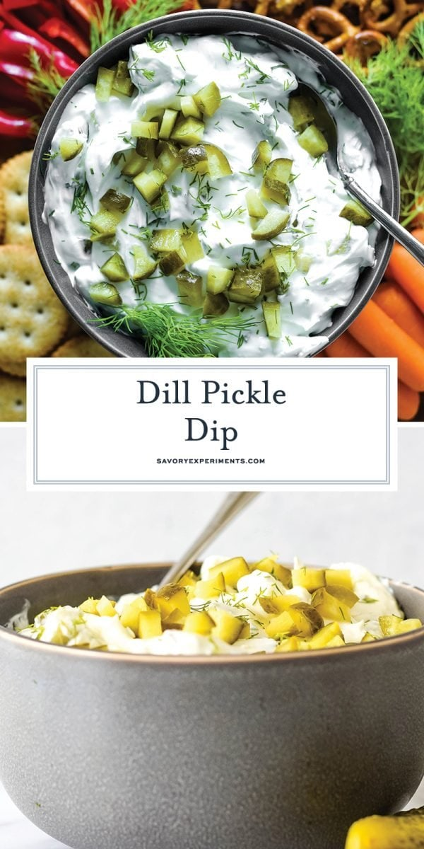 dill pickle dip recipe for pinterest