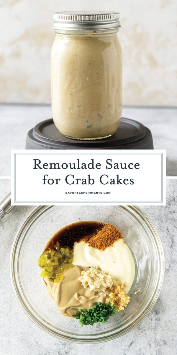 remoulade sauce for crab cakes for pinterest