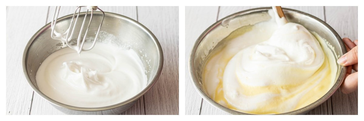 how to make japanese cheesecake batter