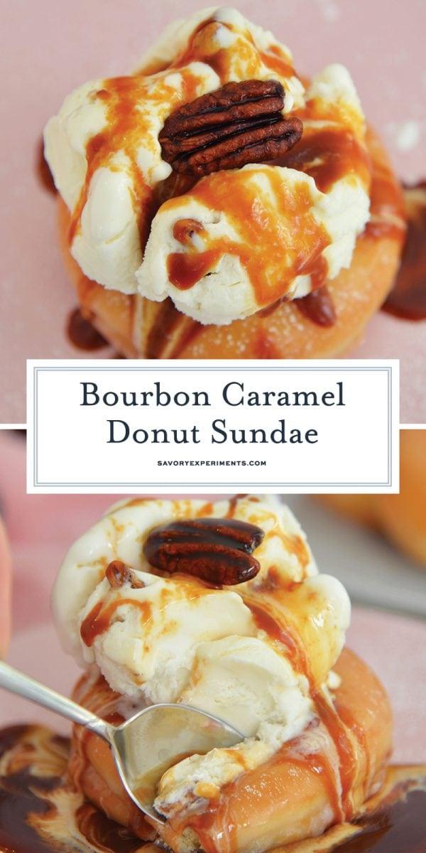 donut sundae for pinterest