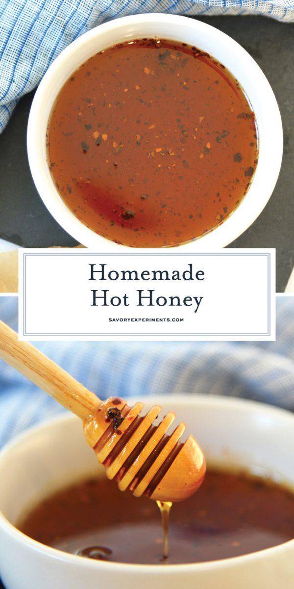 hot honey recipe for pinterest