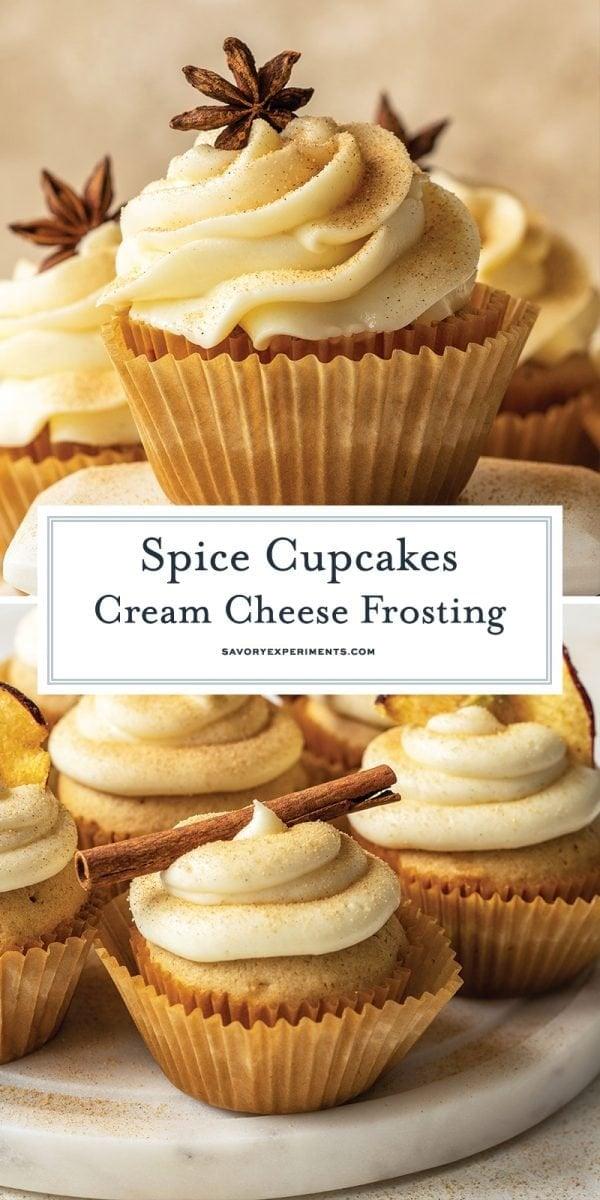 spice cupcake recipe for pinterest