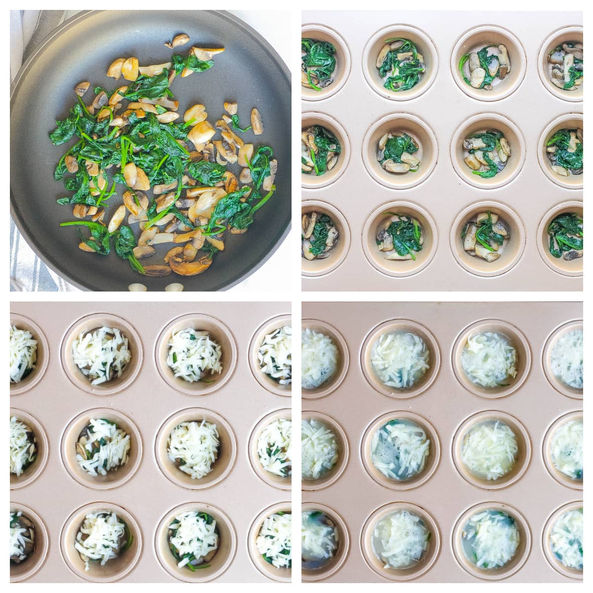 how to make easy egg muffins