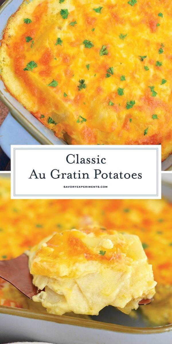 au gratin potato recipe for pinterest