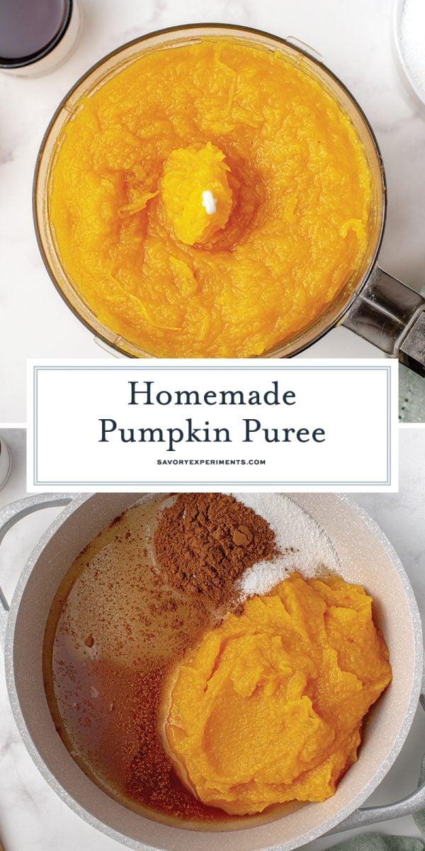 long pin for pumpkin puree recipe