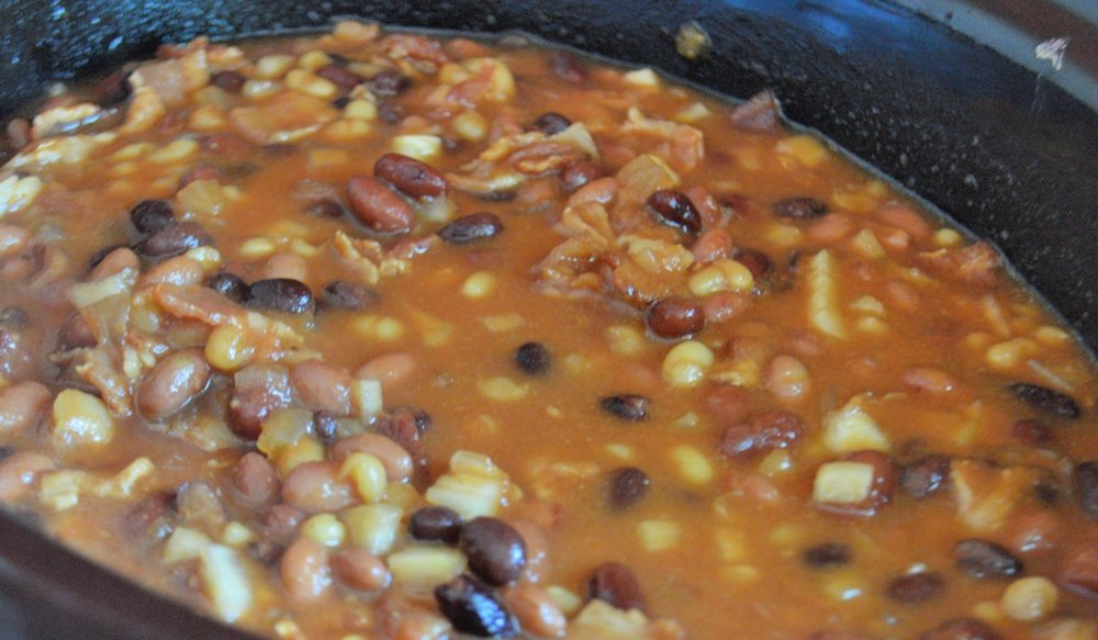 slow cooker baked beans culinary hill click for details slow cooker ...