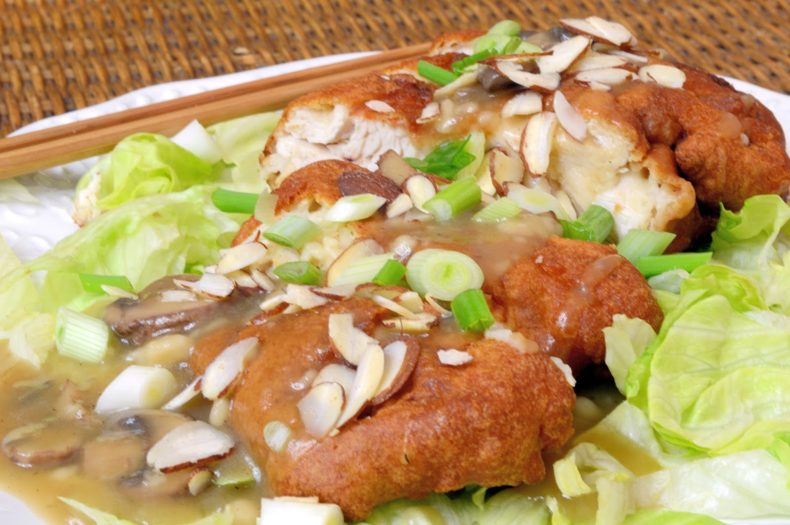 Almond Chicken Chinese Food