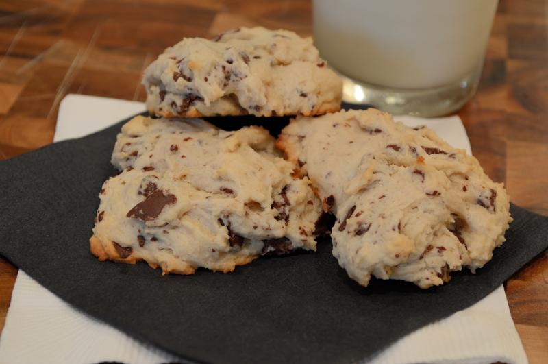 Sour cream chocolate cookie recipe