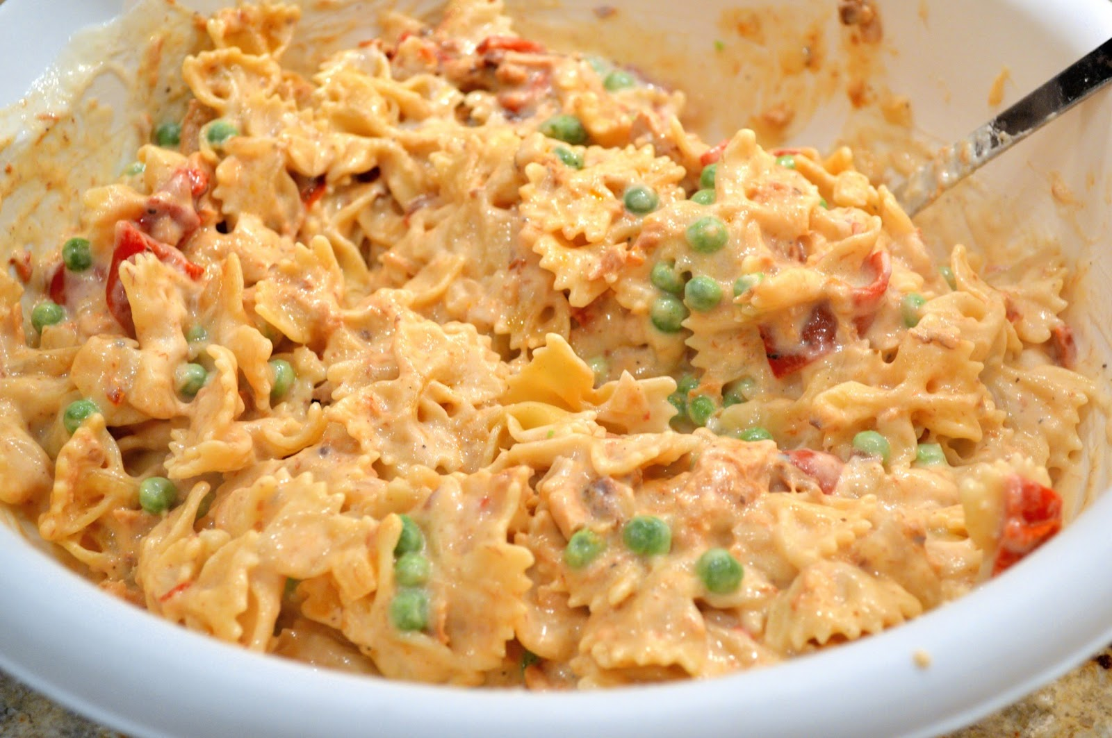 Gluten-Free Tuna Noodle Surprise Aka Mediterranean Tuna And Artichoke ...